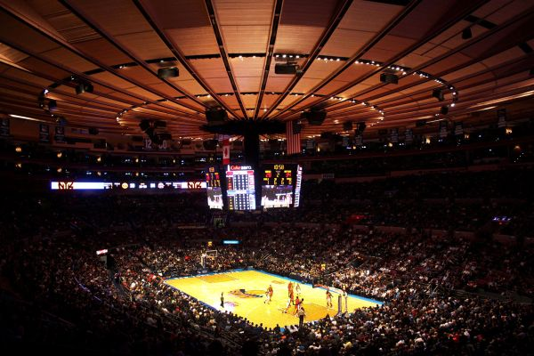 Les arts et la culture, madison square garden, manhattan, spectacle, salle, sport, indoor, new york, USA, amérique, etats-unis, sport, boxe