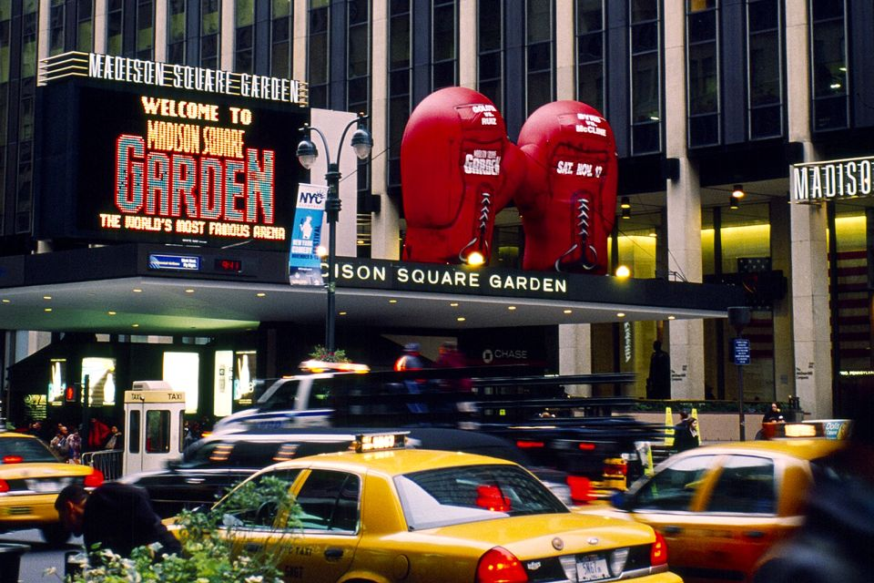Madison Square Garden , United States of America