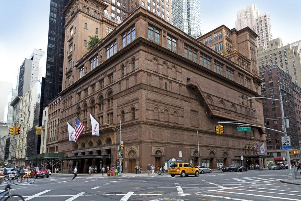 Les arts et la culture, Carnegie Hall, New York, Manhattan, USA, Etats-Unis, spectacle, musique