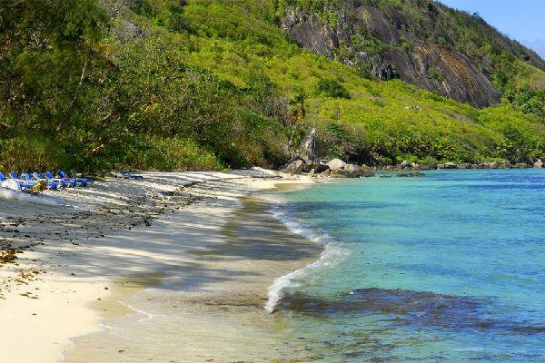 Sainte-Anne , Seychellen