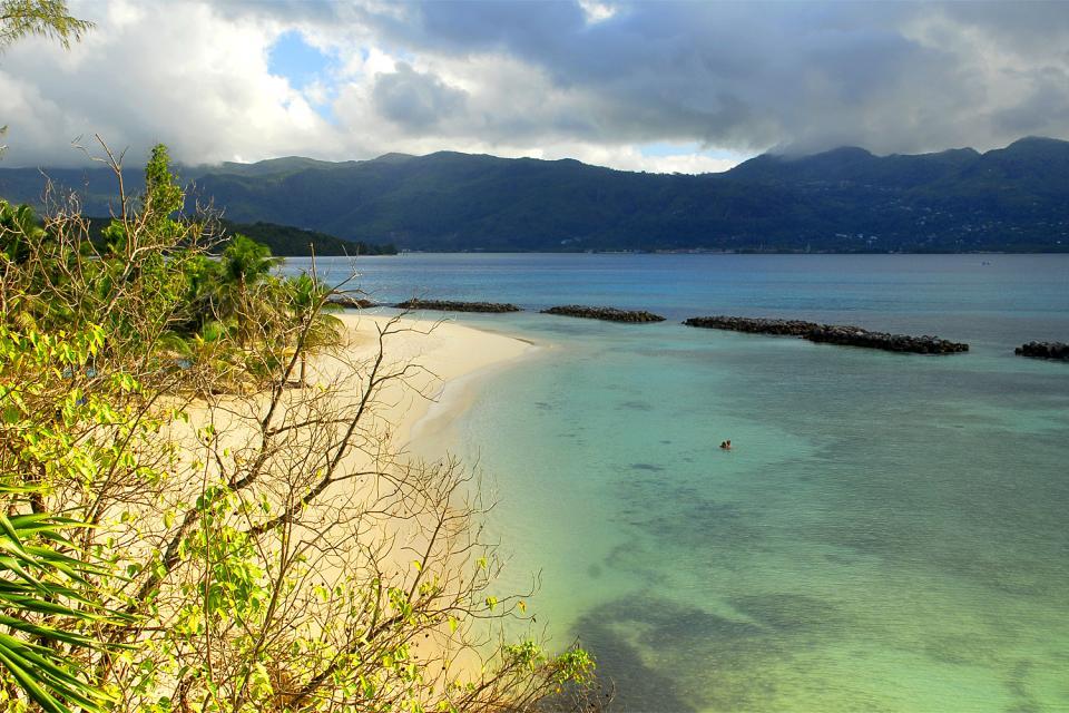 Sainte-Anne , L'Anse Royale , Seychelles