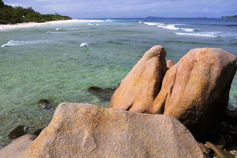 Cousine Island , Une île, 4 villas... , Seychelles
