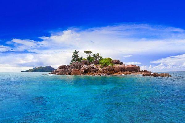 Coco Island , Kokos-Insel , Seychellen