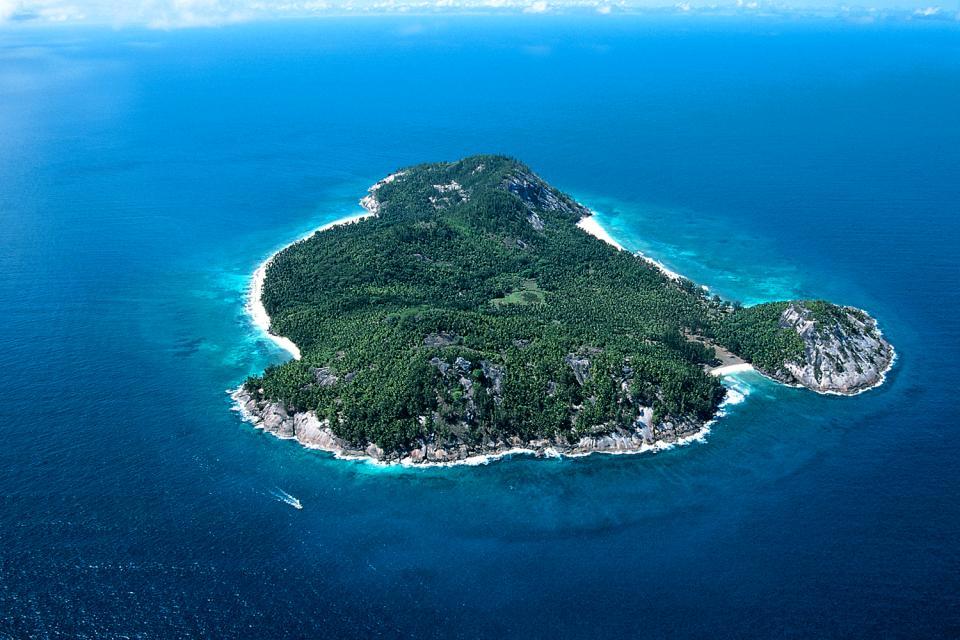 North Island , Seychelles