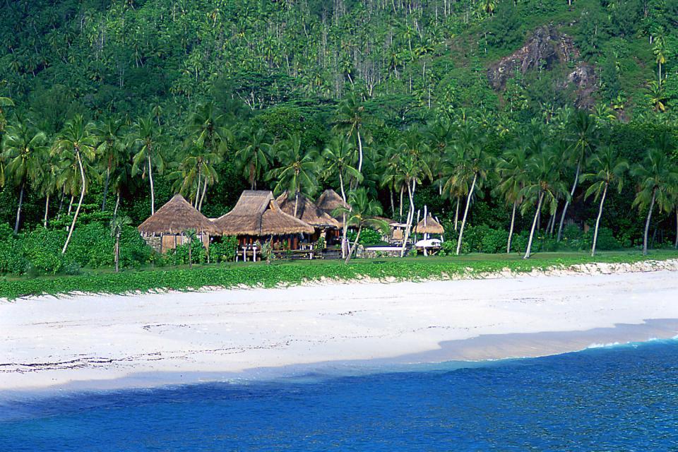 North Island , Robinsonata di lusso , Seychelles