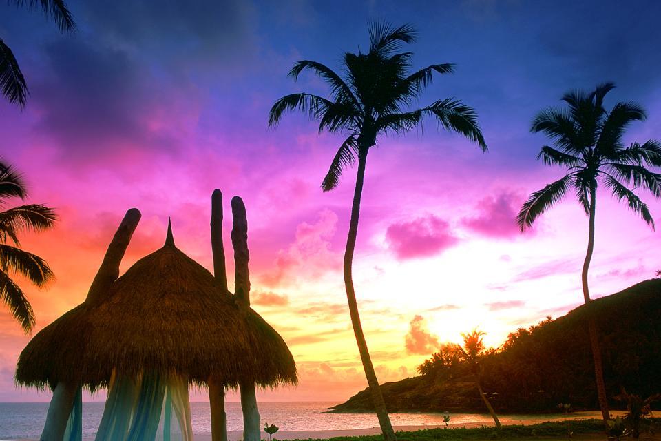 North Island , Un angolo di paradiso , Seychelles