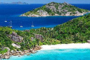 Petite et Grande soeur , Seychelles