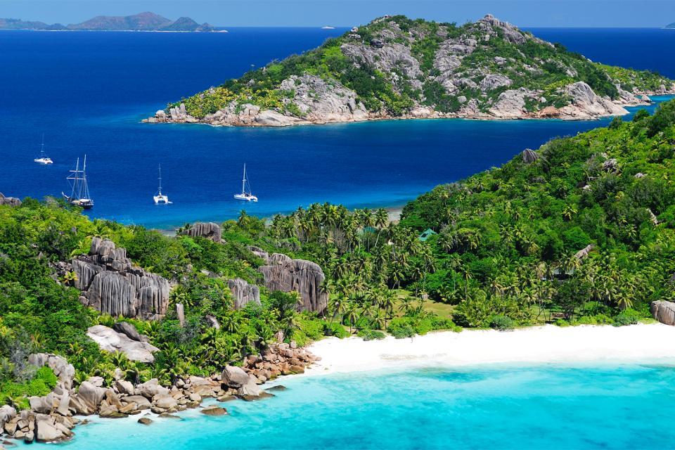 Petite e Grande soeur , Petite e Grande Soeur , Seychelles