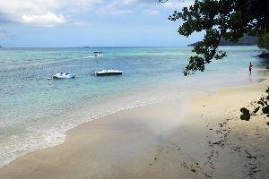 Cerf Island , Seychelles
