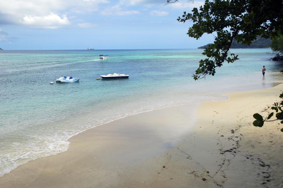 Cerf Island , Las Seychelles