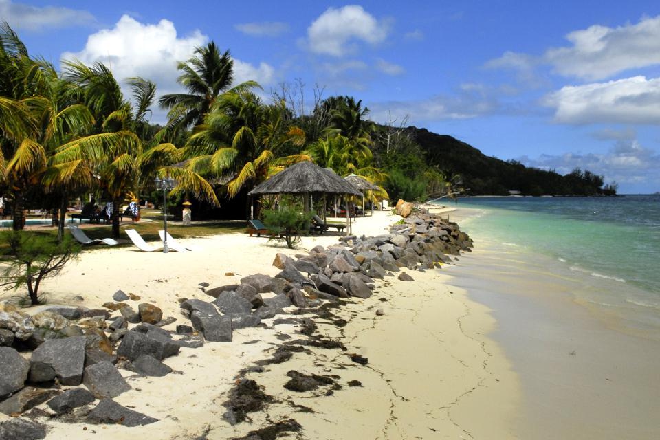 Cerf Island , Cerf Island Marine Park Resort , Las Seychelles