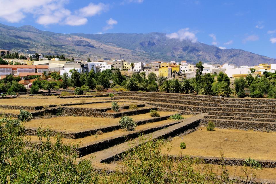 The Pyramids of Güímar , Spain
