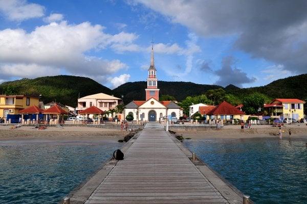 Les Anses-d'Arlet , Martinique