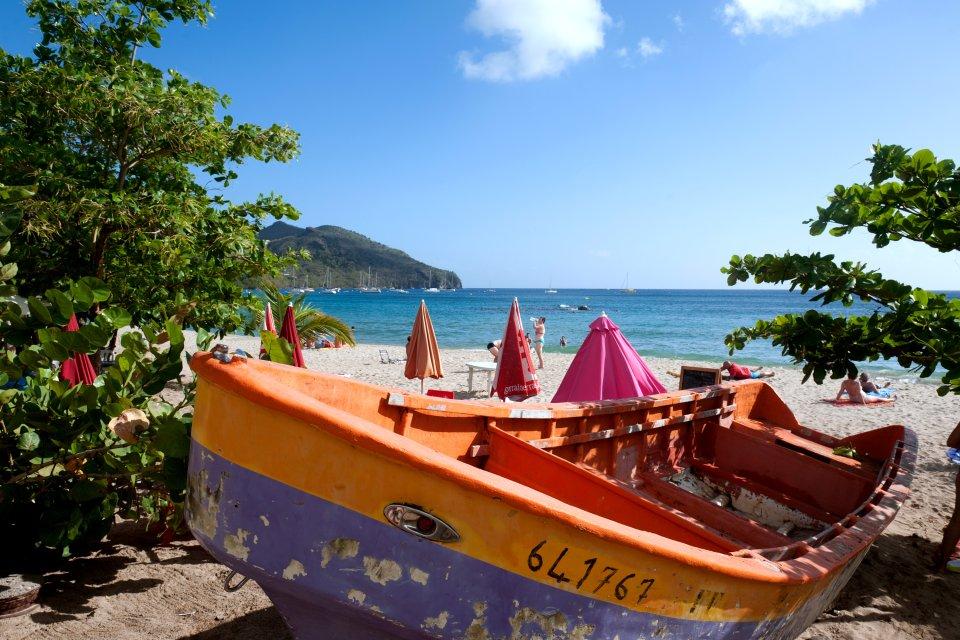 L'Anse Carlet , Martinique