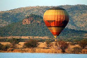 El Parque Nacional de Pilanesberg , El Parque de Pilanesberg , Sudáfrica