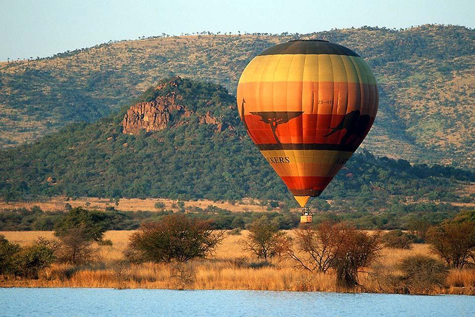 Il Parco nazionale del Pilanesberg , Il Parco del Pilanesberg , Sudafrica