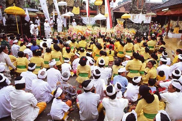 Religion and rites , Indonesia