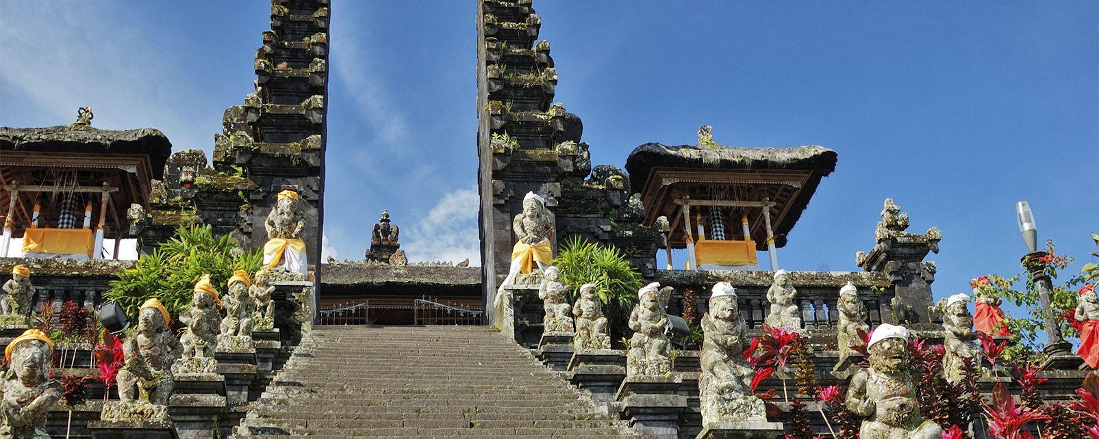 Le temple de besakih bali indon sie for Les jardins de bali