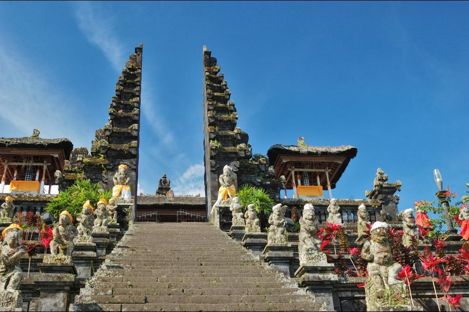 Le temple de Besakih - Bali - Indonésie