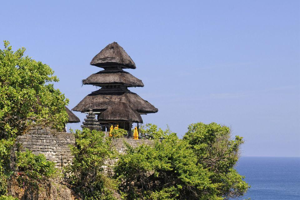 Ulu Watu , Pura Uluwatu , Indonesia