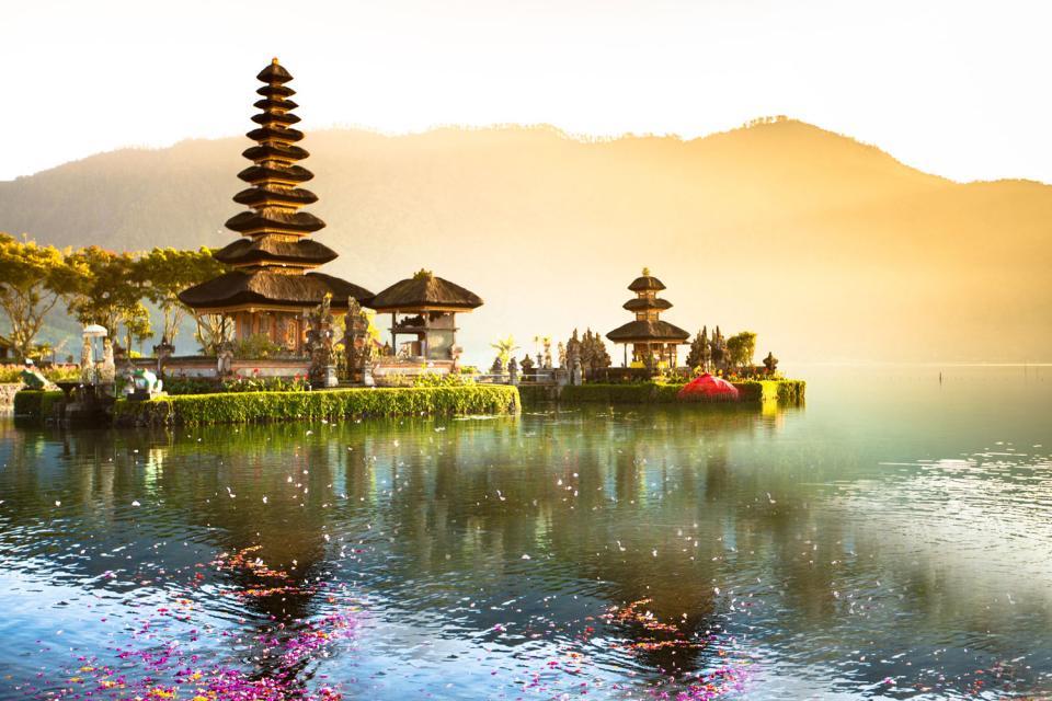 Lacs , Les lacs , Indonésie