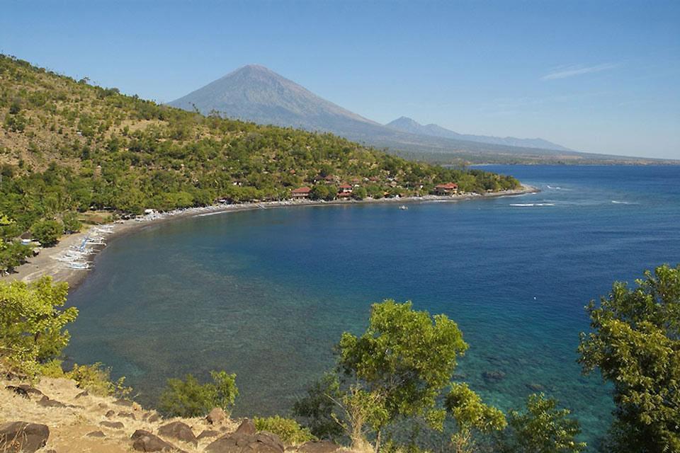 Les volcans , Une figure incontournable à Bali , Indonésie