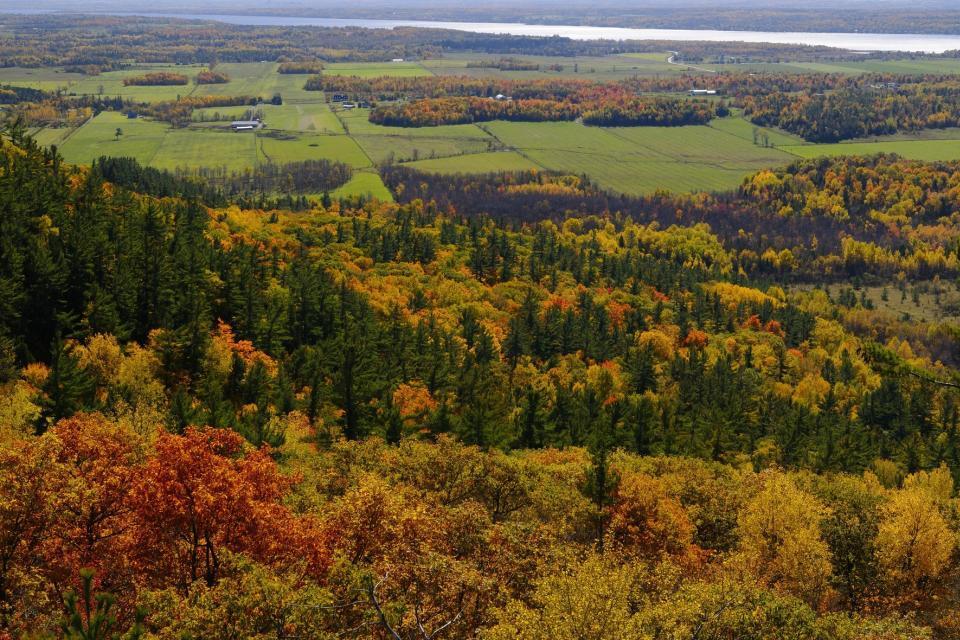Le Bouclier canadien , Canada