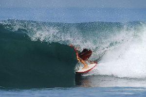 Surfing , Indonesia