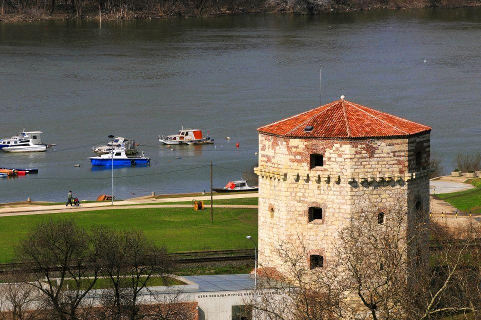 La fortezza di Belgrado , Primo bastione militare di Belgrado , Serbia