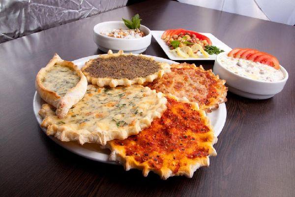 La cuisine libanaise , Liban