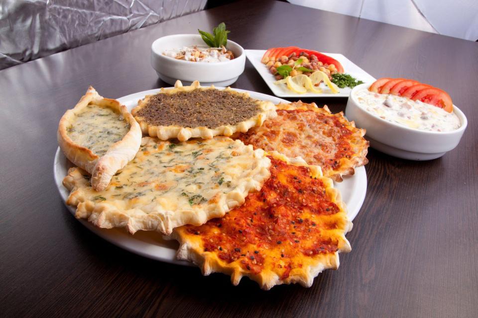 La cuisine libanaise liban - Cuisine libanaise aubergine ...