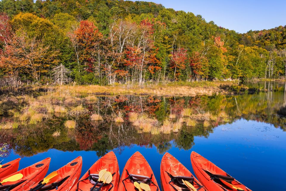 The Laurentides Lakes, Canada, The Laurentides, Landscapes, Montreal, Quebec
