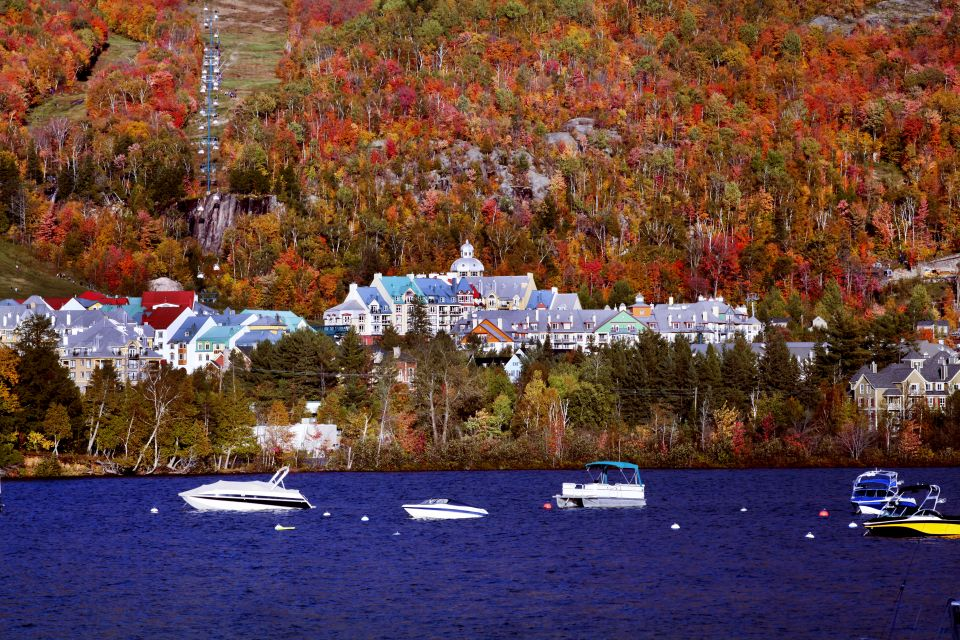 The religious heritage of the Laurentides, The Laurentides, Landscapes, Montreal, Quebec