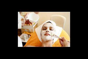 Rügens Kur- und Wellnessangebot , Eine Gesichtsmaske , Deutschland