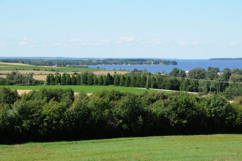 The Saguenay , Lac-Saint-Jean, Canada , Canada