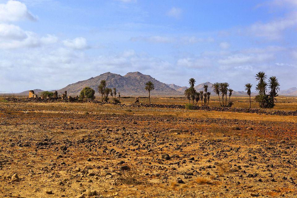 L'isola di Boa Vista , Capo Verde