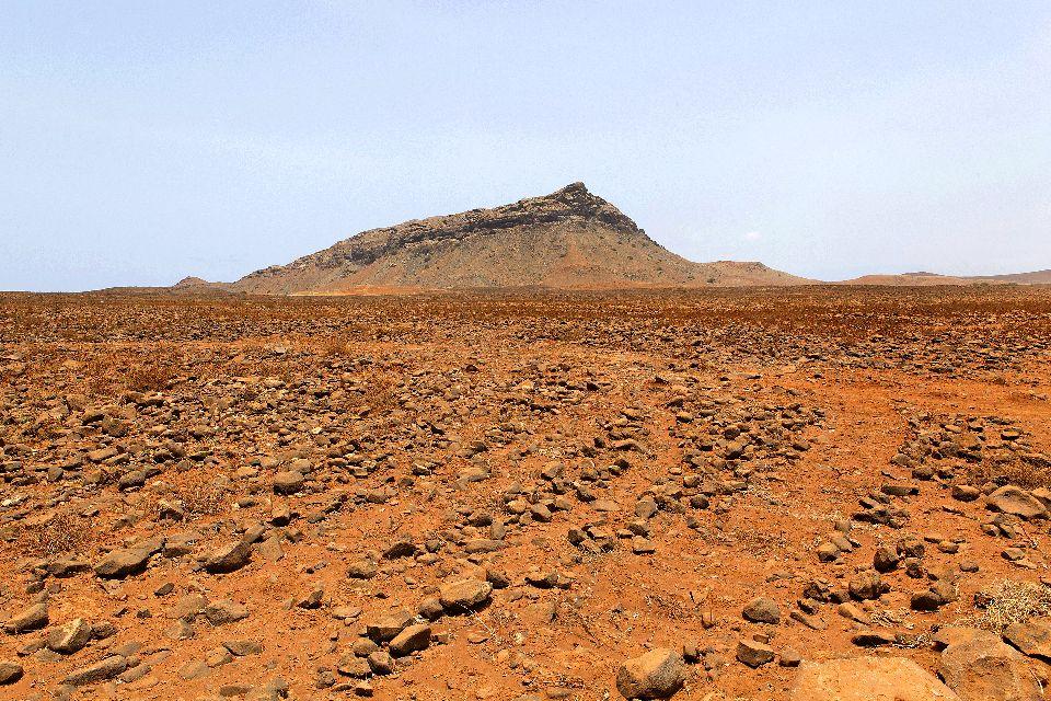 L'isola di Boa Vista , Reg di Boa Vista , Capo Verde