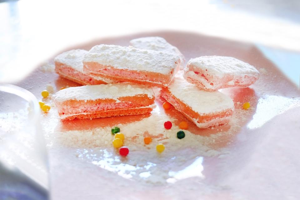 , Les biscuits roses de reims, La gastronomie, Champagne-Ardenne