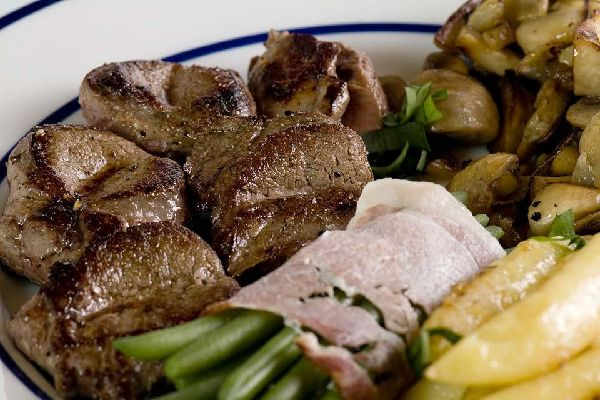 Gastronomie ardennaise , Francia