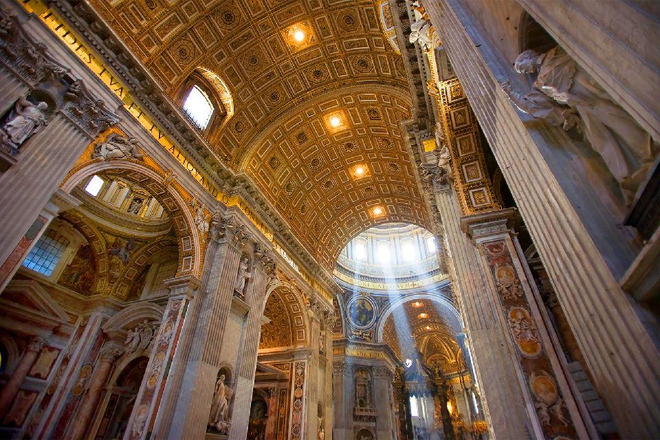 San Pietro , Roma , San Pietro in Vaticano , Italia