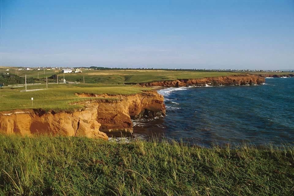The Madeleine islands , The maritime climate of the Magdalen Islands , Canada