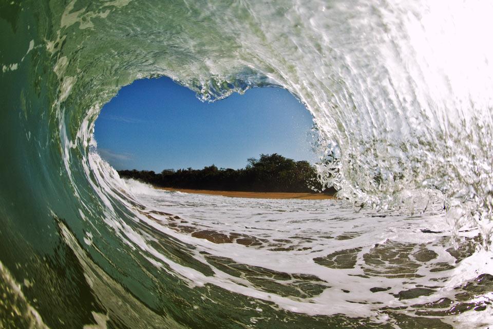 Surf , Des rouleaux spectaculaires , Panama