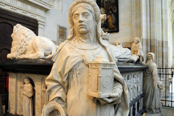 Catedral de San Pedro y San Pablo, Cathédrale Saint-Pierre et Saint-Paul de Nantes, Los monumentos, Nantes, Pais del Loira