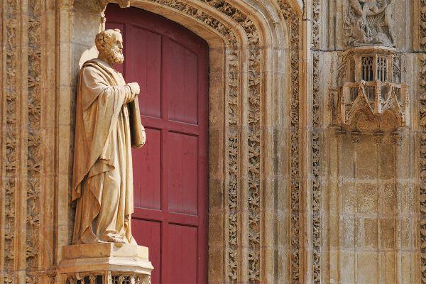 Visita a la catedral, Cathédrale Saint-Pierre et Saint-Paul de Nantes, Los monumentos, Nantes, Pais del Loira