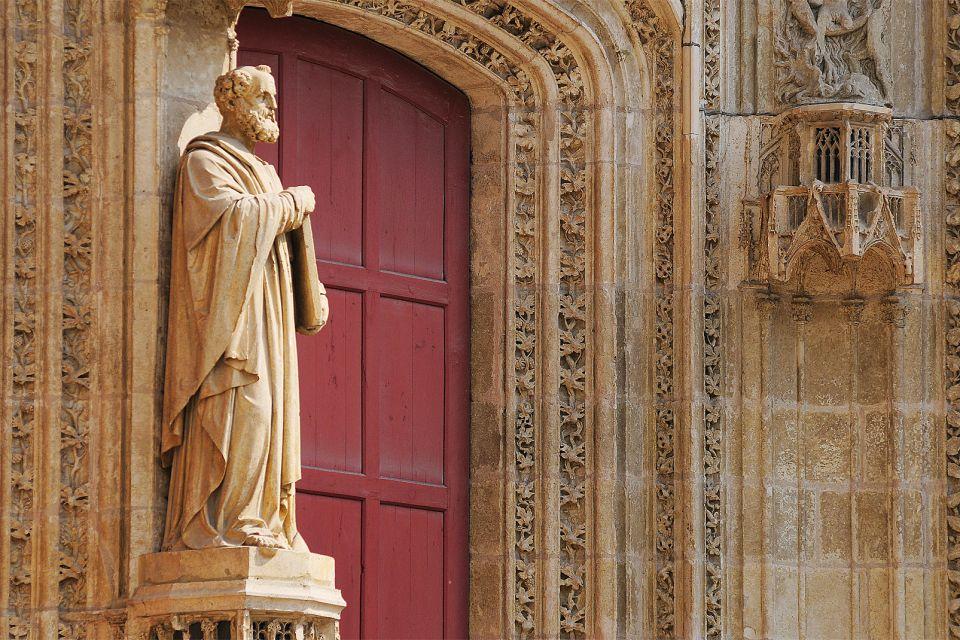 A visit of the cathedral, Cathédrale Saint-Pierre et Saint-Paul de Nantes, Monuments, Nantes, The Loire region