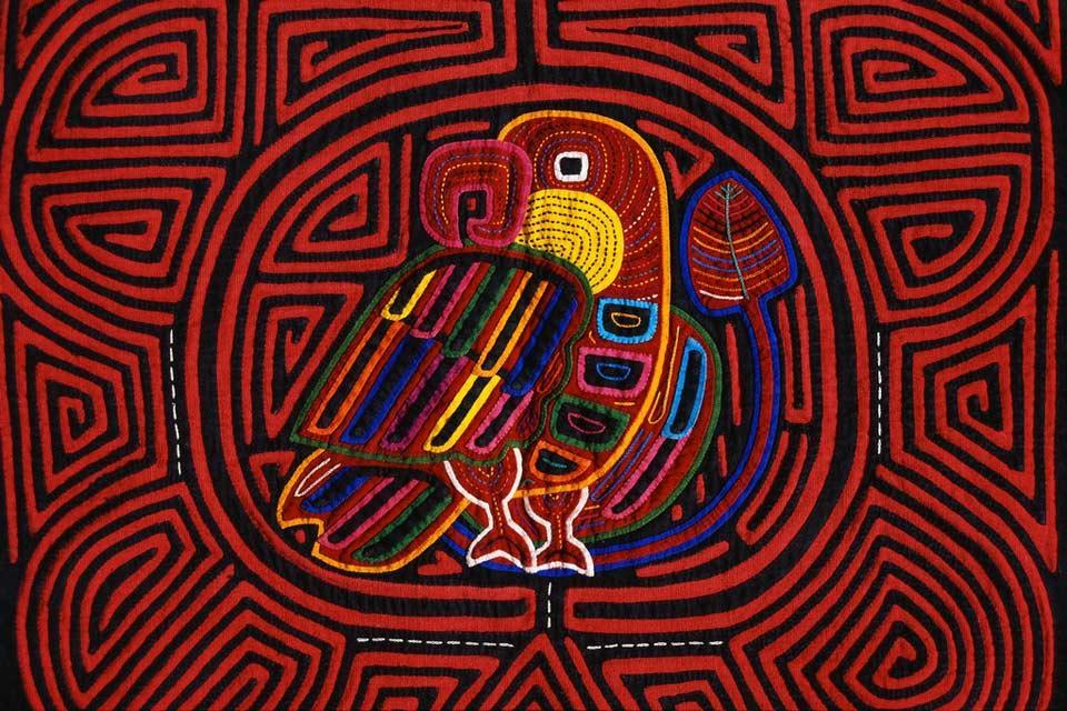 L'art indien , La Mola , Panama