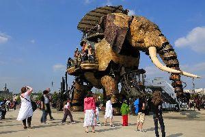 Les Machines de l'île , The Machines of the Isle , France