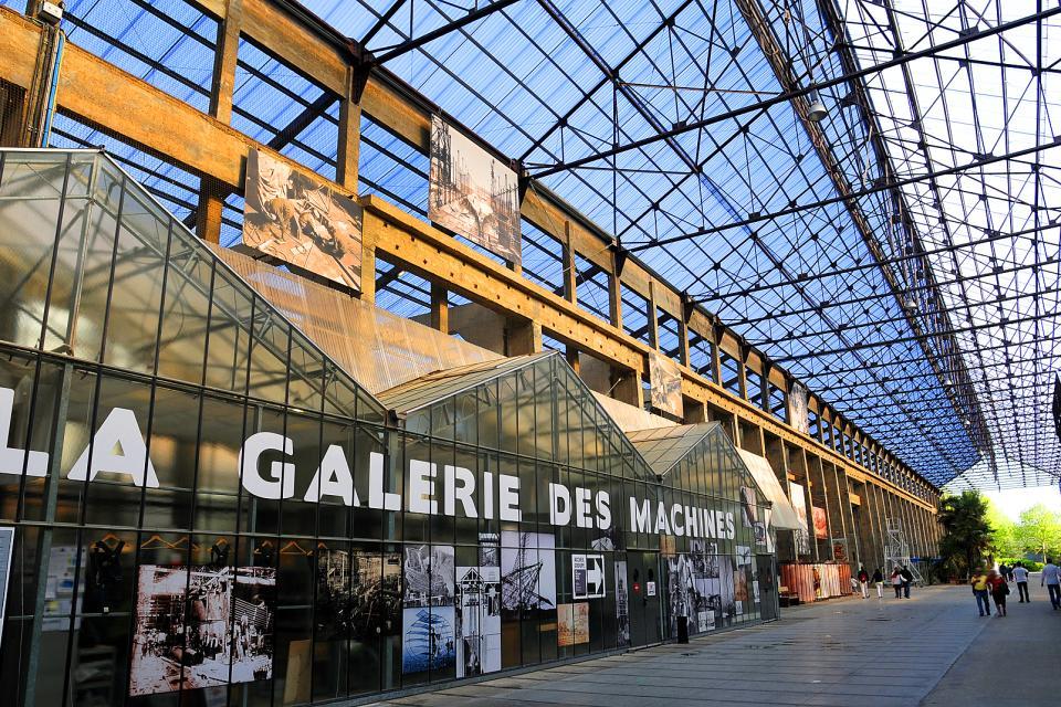 Las maquinas de la isla , La Galería de las Máquinas , Francia