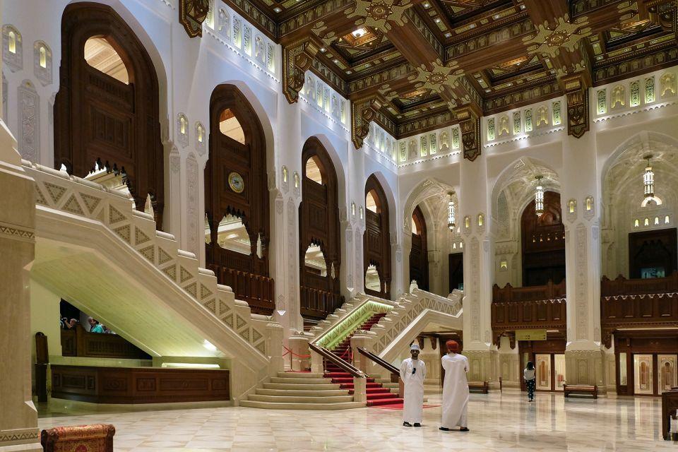 Una ópera que brilla, Le Royal Opera House Muscat, Arte y cultura, Sultanato de Omán