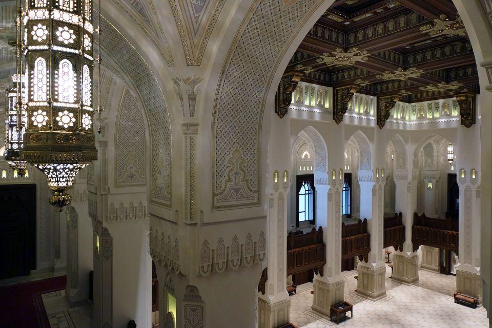 , Le Royal Opera House Muscat, Arte y cultura, Sultanato de Omán